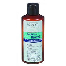 Slika Lavera baby & kinder šampon mandlji, 200 mL