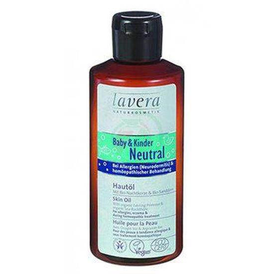 Lavera baby & kinder šampon mandlji, 200 mL