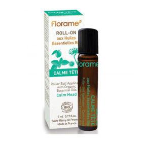 Slika Florame roll-on aromaterapija - mirna glava, 5 mL