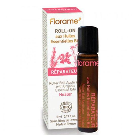 Florame roll-on aromaterapija - praske & odrgnine, 5 mL