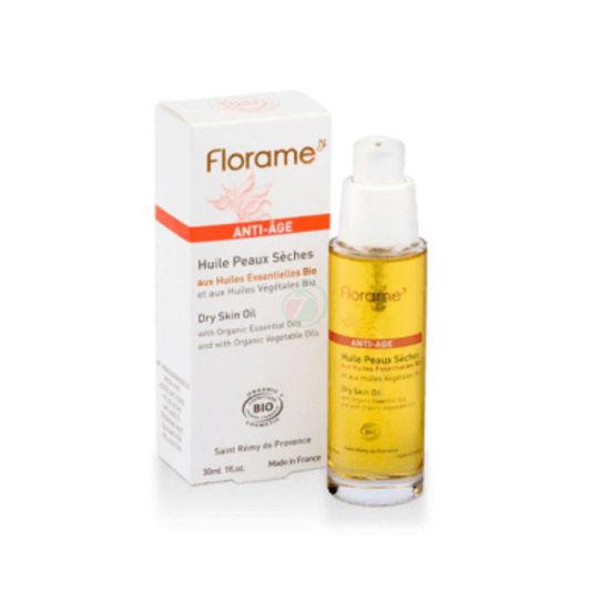 Florame negovalno olje za mešano kožo, 30 mL