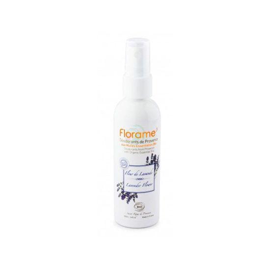 Florame deodorant spray - sivka, 100 mL