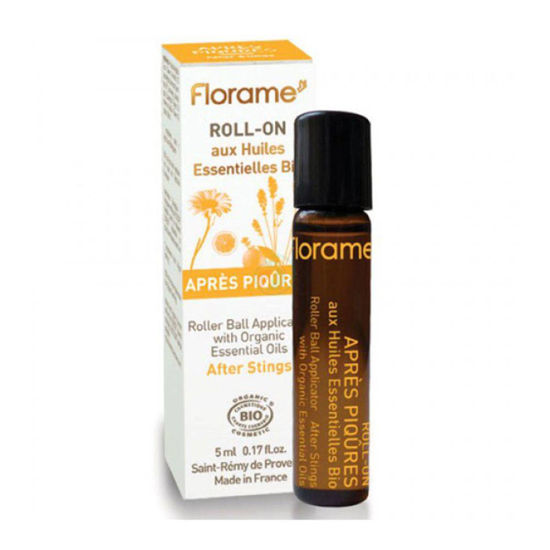 Florame roll-on aromaterapija za po piku, 5 mL