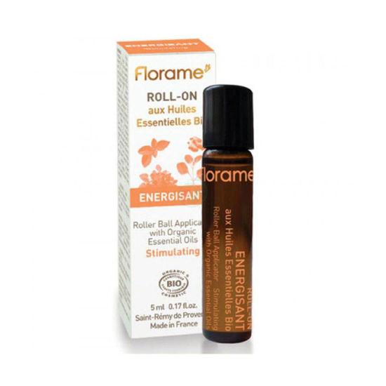 Florame roll-on aromaterapija Energija, 5 mL
