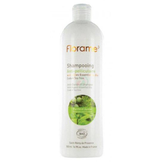 Florame šampon proti prhljaju, 400 mL