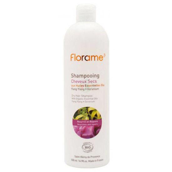 Florame bio sublim šampon za suhe lase, 500 mL