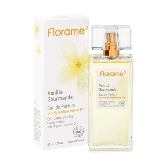 Florame toaletna vodica izvrstna vanilja, 50 mL