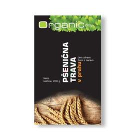 Slika Organic day pšenična trava v prahu-bio, 200 g
