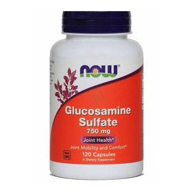 Slika Now glukozaminijev sulfat 750 mg, 120 kapsul