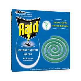 Slika Raid spirale za zunanjo uporabo, 1 spirala