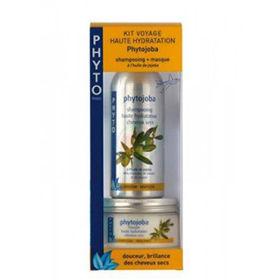 Slika Komplet Phyto šampon in maska za lase idealen za na potovanje
