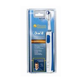 Slika Oral B Professional Care 500 električna zobna ščetka, 1 ščetka