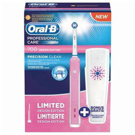 Slika Oral-B Professional Care 700 Black Limited edition