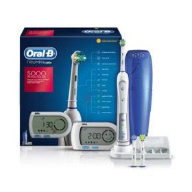 Slika Oral-B Professional Care 5000 Triumph električna zobna ščetka