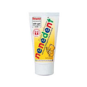 Slika Nenedent otroška zobna pasta s 550 ppm fluorida, 50 mL