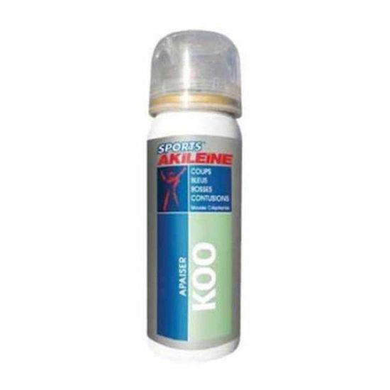 Akileine sports koo pena s hladilnim učinkom, 50 mL