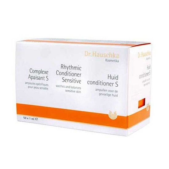 Dr. Hauschka ampule za nego občutljive kože, 50 x 1 mL