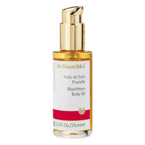 Dr. Hauschka olje za telo cvetovi črnega trna, 75 mL
