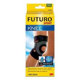 Slika Futuro sport bandaža za koleno z uravnavanjem vlage, L