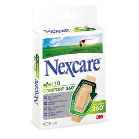 Slika Nexcare Comfort 360 enaki obliži, 10 obližev