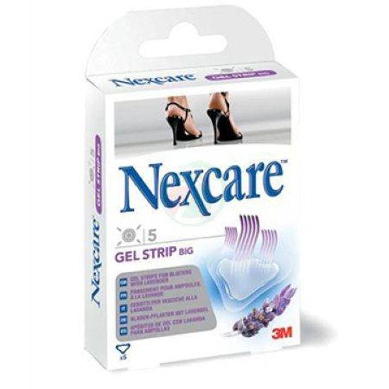 Nexcare 3M gel strip specialni mali vodotesni obliži za zdravljenje žuljev, 6 obližev