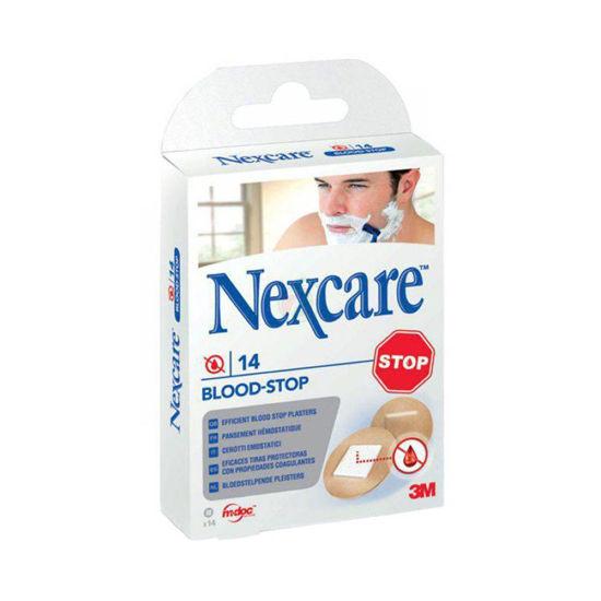 Nexcare 3M Blood-Stop obliži za zaustavitev krvavitve, 14 obližev