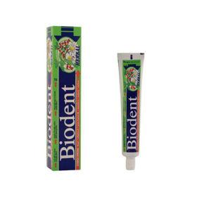 Slika Biodent zeliščna zobna krema s Herbal kompleksom, 75 mL