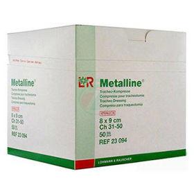Slika Metalline sterilna obloga za opekline velikosti 60 cm x 80 m