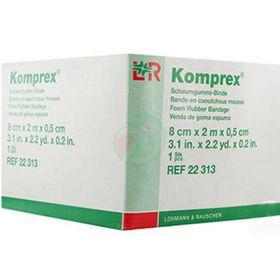 Slika Komprex ovalna kompresa velikosti 9x6,5 cm, 10 kom.