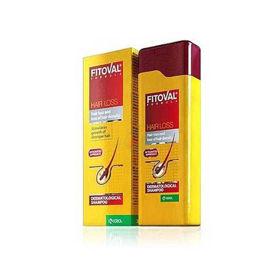 Slika Fitoval dermatološki šampon proti izpadanju las, 200 mL