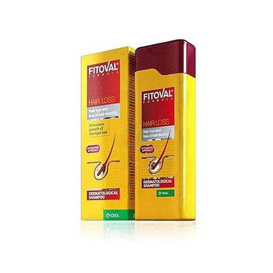 Fitoval dermatološki šampon proti izpadanju las, 200 mL
