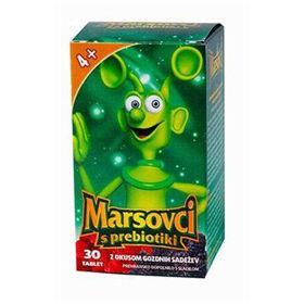 Slika Marsovci žvečljive tablete s prebiotiki z okusom gozdnih sadežev, 30 tablet