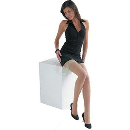 Scudotex ženske samostoječe nogavice 70 DEN, 1 nogavice