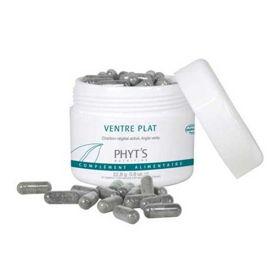 Slika Phyt's Ventre plat prehransko dopolnilo z zeleno glino, 80 kapsul