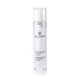 Slika Delarom hidratantna krema z organsko aloa vero, 50 mL