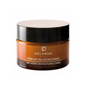 Slika Delarom obnavljajoča anti-age krema proti staranju kože iz organskega arganovega olja, 50 mL