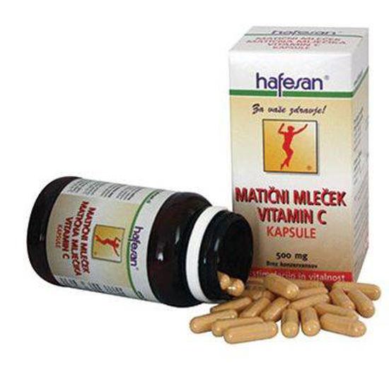 Hafesan matični mleček, 60 kapsul