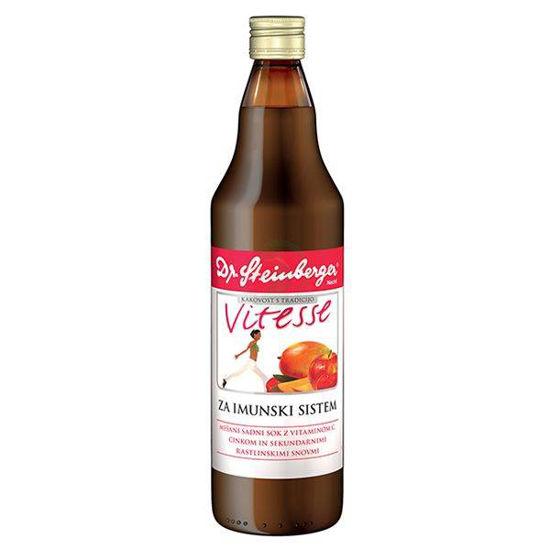 Dr. Steinberger Vitesse sok za imunski sistem, 750 mL