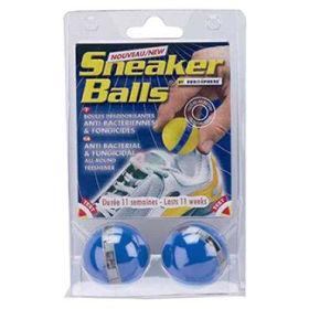 Slika Sneaker Balls fun osvežilec obutve, oranžen odtenek