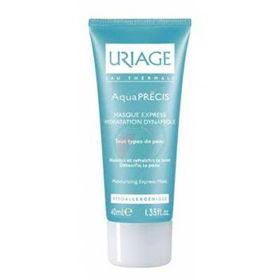 Slika Uriage AquaPrecis ekspres vlažilna gel maska, 40 mL