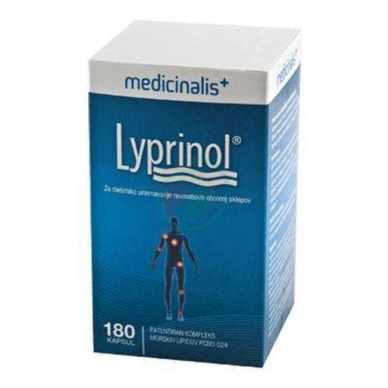 Lyprinol medicinalis, 180 kapsul