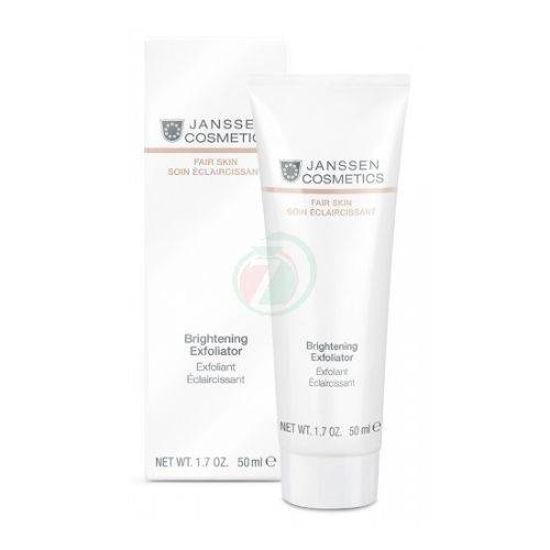 Janssen Cosmetics Intensive Face piling za utrujeno kožo, 50 mL