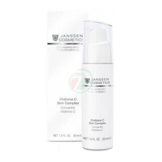 Janssen Cosmetics VitaForce C Skin Complex koncentrat z vitaminom C, 30 mL