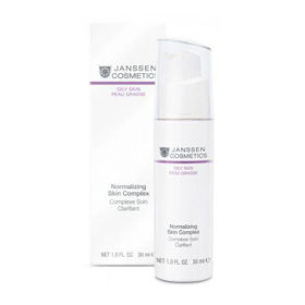 Slika Janssen Cosmetics Normalising Skin Complex serum za mastno kožo, 30 mL