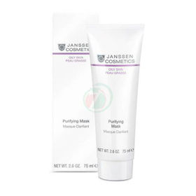 Slika Janssen Cosmetics Purifying maska za globinsko čiščenje, 75 mL