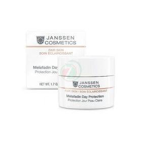 Slika Janssen Cosmetics Melafadin Day Protection dnevna zaščitna krema, 50 mL