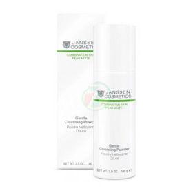 Slika Janssen Cosmetics Gentle čistilni puder za mešano kožo, 100 g