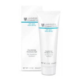 Slika Janssen Cosmetics Aquatense Moisture gel za optimalno vlaženje, 200 mL