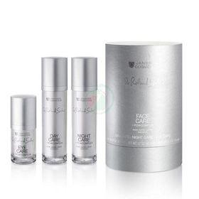 Slika Janssen Cosmetics dr. Roland Sacher Face Care nega obraza + PCM kompleks v setu