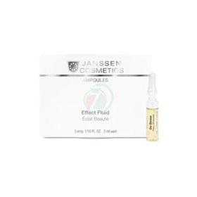 Slika Janssen Cosmetics De-Stress ampule za občutljivo kožo, 25x2 mL